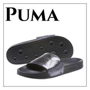 Puma Leadcat Glitz Slides/ Sandals